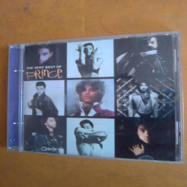"""PRINCE """"THE VERY BEST OF PRINCE"""" CD ORIGINAL WB"""