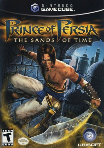 Prince Of Persona The Sands Of Time Gamecube Probado