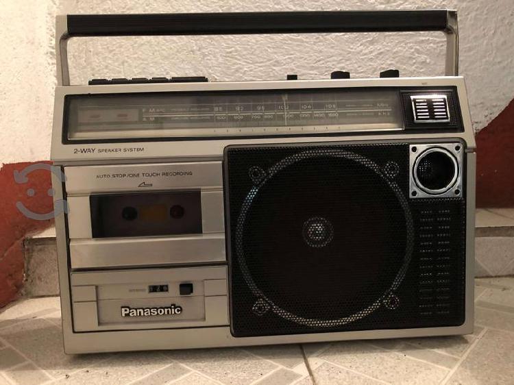 Radio Grabadora De Cassette Panasonic RX-1740