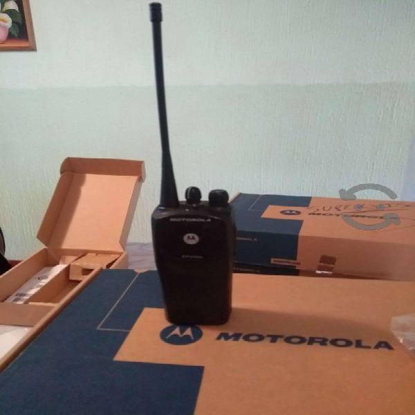 Radios de Comunicación MOTOROLA EP450s