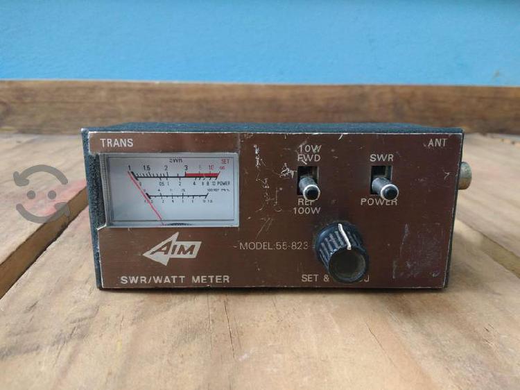 SWR / WATT Meter para CB Radio