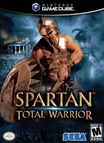 Spartan Total Warrior Gamecube+emulador Pc