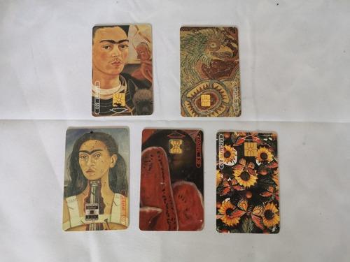 Tarjetas Ladatel Vintage Y De Colección