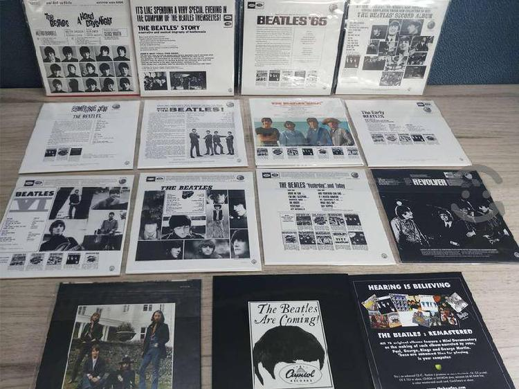 The Beatles - The U. S. Albums / Box Set Cd