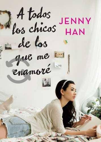 Trilogia Jenny Han (originales_ Nuevos E Impresos