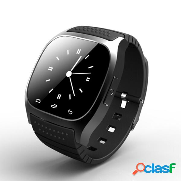 Unisex M26 bluetooth R-Watch SMS Anti Lost Smart Sport