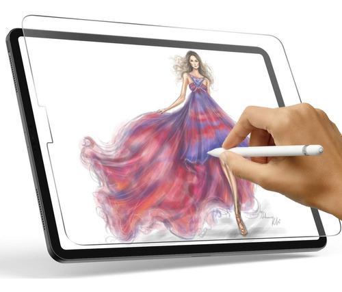 Xiron - Protector De Pantalla Para iPad Pro 11 (alta Sensibi