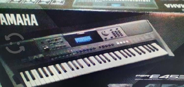 teclado yamaha psr e453 en muy buen precio