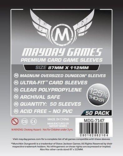 Mayday Micas Magnum Oversized Premium 87x112mm Pack 50