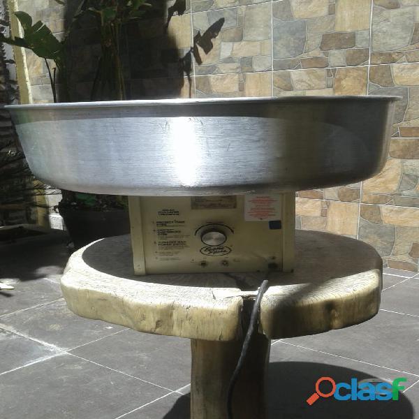 Maquina INDUSTRIAL para fabricar ALGODONES DE AZUCAR A