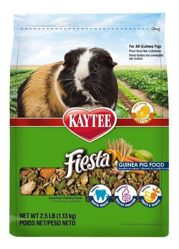 Alimento Para Cuyo Vitaminado Kaytee 1.13 Kg