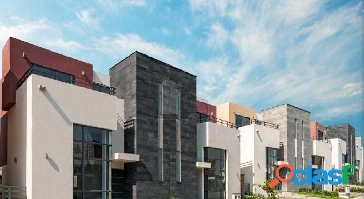 Casa en condominio en venta en Villas del Campo, Calimaya,
