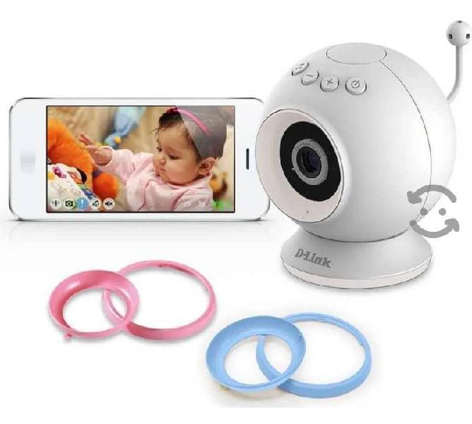 Cámara Monitor Para Bebés D-link Hd Wifi Ios/andro