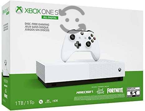 Consola Xbox one S de 1TB