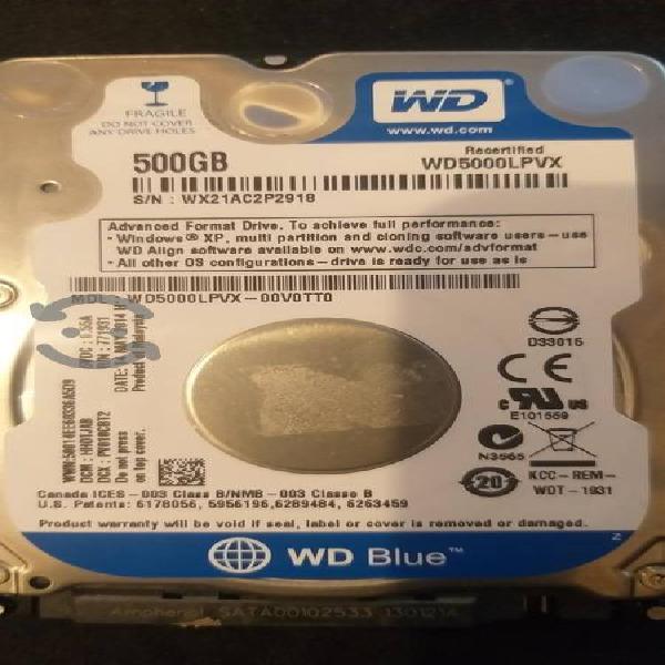 DISCO DURO 500 GB PARA XBOX