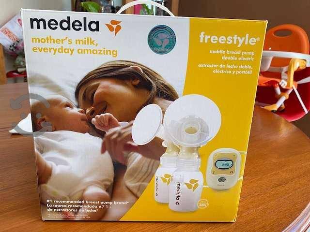 Extractor de leche Medela Freestyle Deluxe set