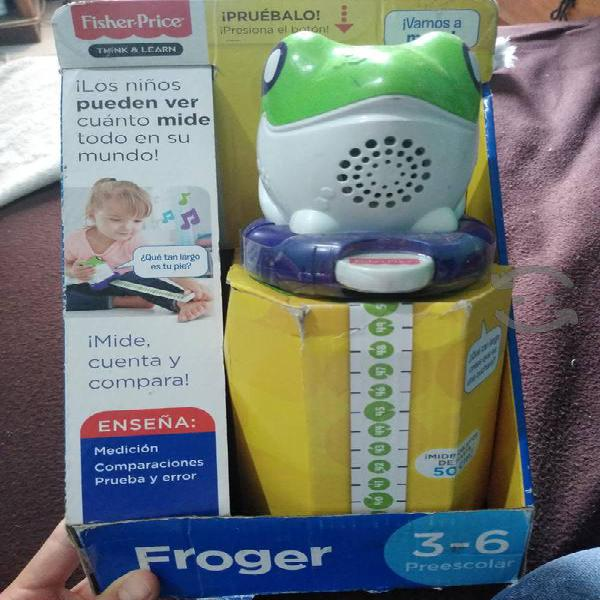 Froger Fisher price