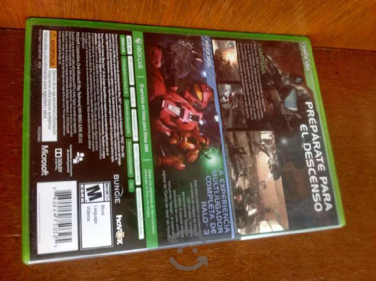 Halo 3 ODST para Xbox One y Xbox 360
