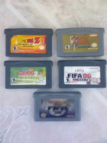 Juegos Para Game Boy Advance Sp