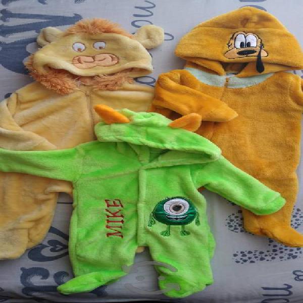 Lote de ropa (22 prendas) para niño 6m - 1 año