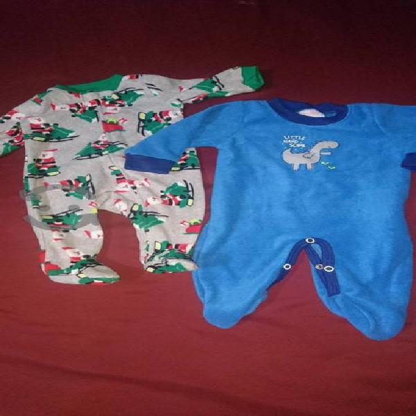 Lote de ropa para bebe de 0a3