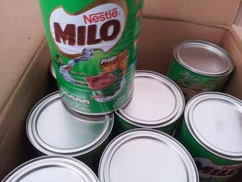 Milo Importado De Jamaica, Lata