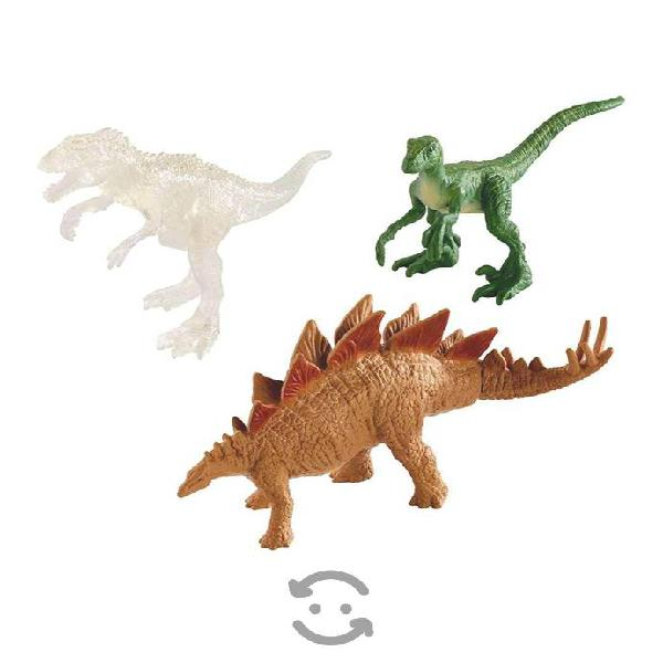 Mini dinos Jurassic world