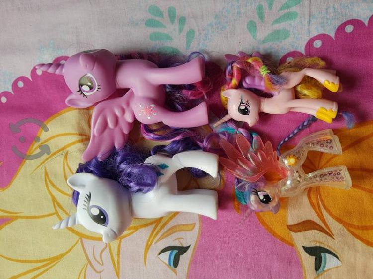 My litle pony lotecito