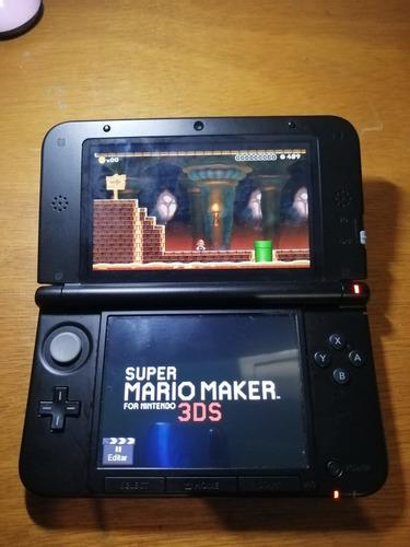 Nintendo 3ds Xl Luigi Edicion 3 Juegos Y Estuche