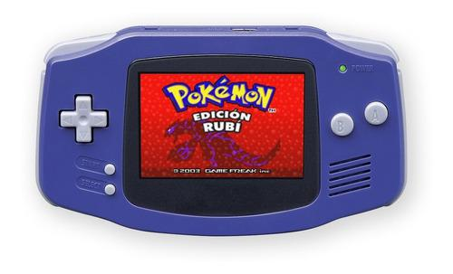 Pokemon Juegos Gameboy Advance Para Pc/android (490+ Roms)