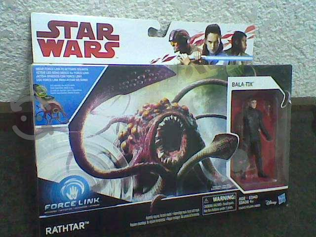 RATHTAR y BALA-TIK, Star Wars