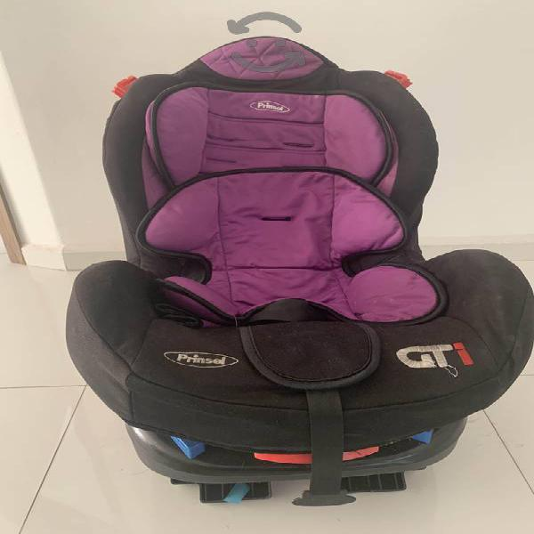 Silla asiento de auto para bebé Princel GTI