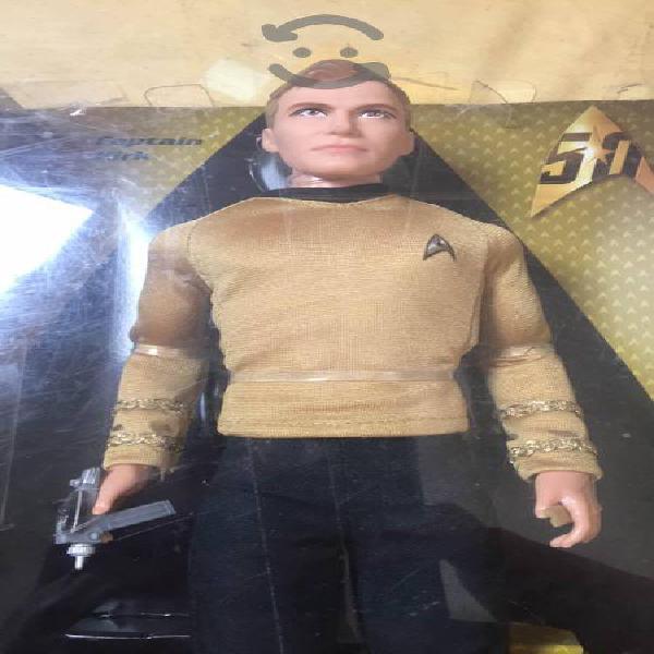 Star Trek Figura 50 aniversario Barbie