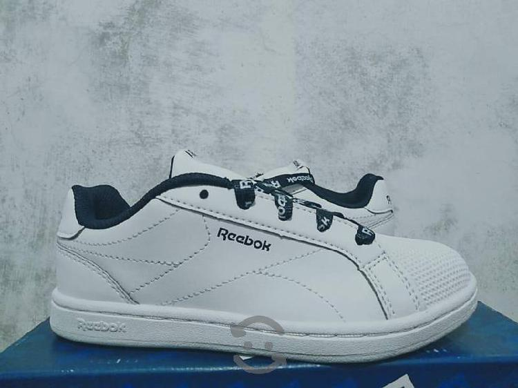 Tenis reebok royal no. 18.5 y 19 cm nuevo original