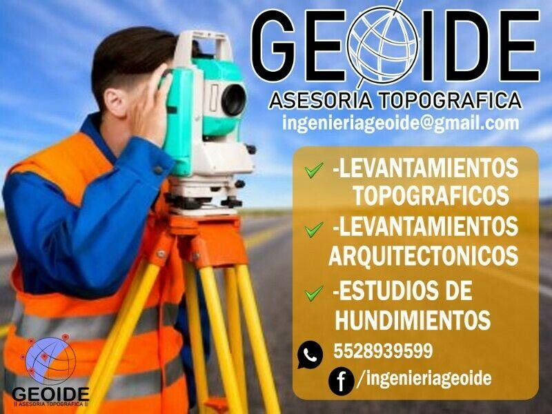 Topografia - Anuncio publicado por ingenieria geoide