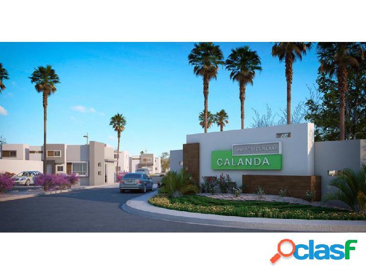 Venta de casa nueva en Mexicali, Calanda