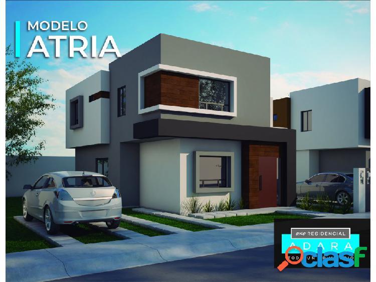 Venta de casa nueva en Mexicali, Residencial Adara