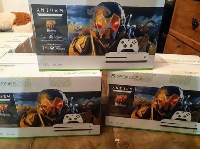 Xbox One S Blanco 1Tb Nuevos Sellados