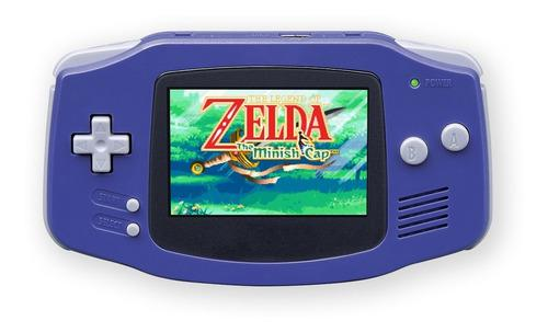 Zelda Juegos Gameboy Advance Para Pc/android (490+ Roms)