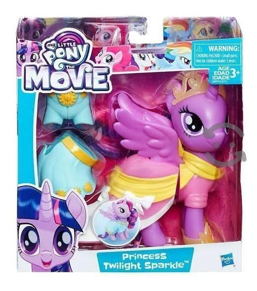 figuras princesas my Little pony