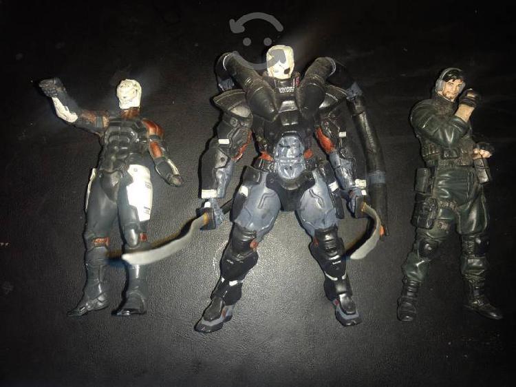 metal gear solid figuras