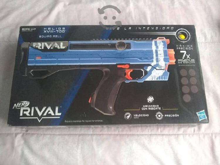 nerf rival x7