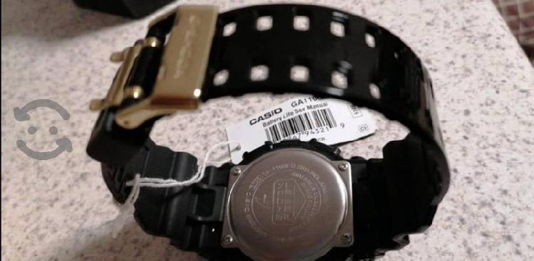 reloj original y nuev edi. limitada g shock /casio