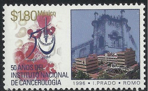 Años Instituto Nacional De Cancerología Sc