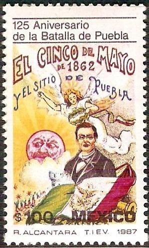 Batalla D Puebla, 5 De Mayo Sc  Ignacio Zaragoza