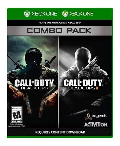 Call Of Duty Blackops 1 Y 2 Para Xbox One Y Xbox 360