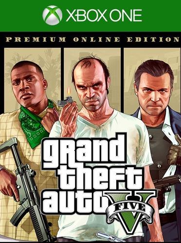 Grand Theft Auto V: Edición Online Premium Codigo