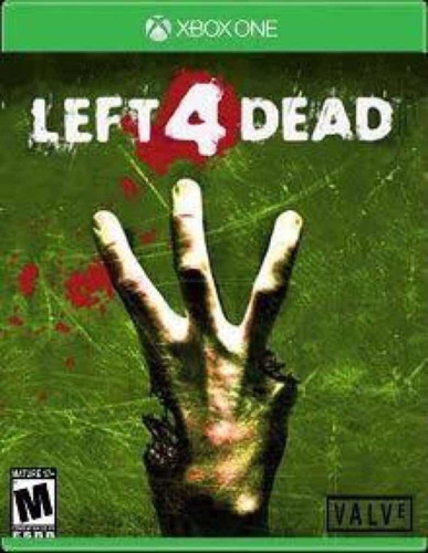 Left 4 Dead 1 Y 2 Xbox One