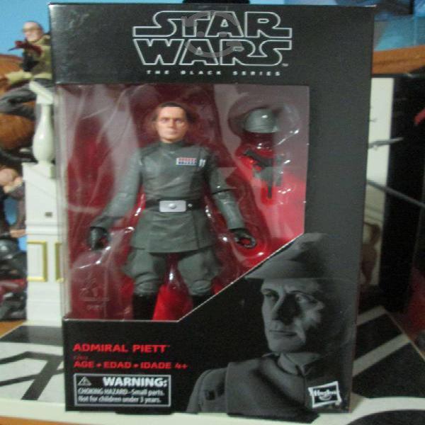 Admiral Piett - Star Wars Black Series