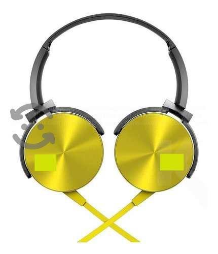 Audifono Manos Libres Diadema 3.5 Mdr Extra Bass